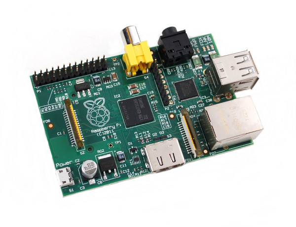Raspberry Pi Revision 1.0