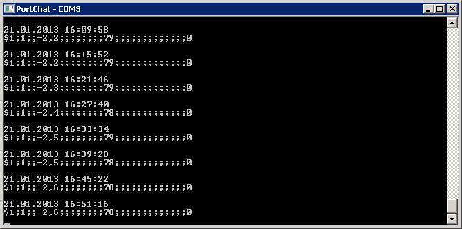 USB-COM-MySQL